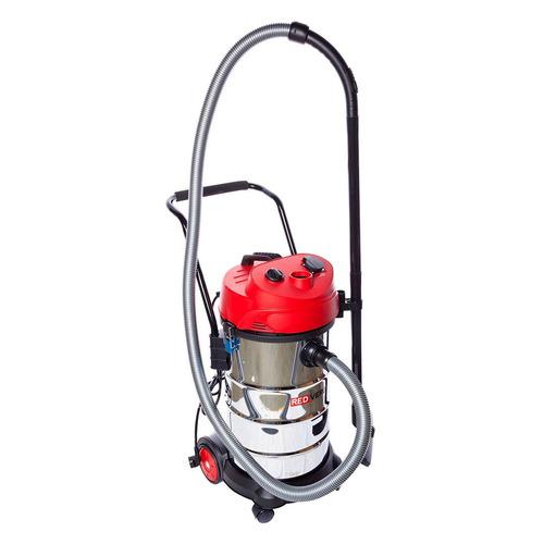 Строительный пылесос REDVERG RD-VC9540, серебристый воздуходувка пылесос redverg rd b18v от аккум зеленый черный