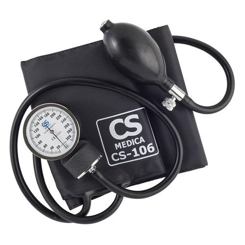 Тонометр механический CS MEDICA CS-106, (без адаптера питания), 24-42см