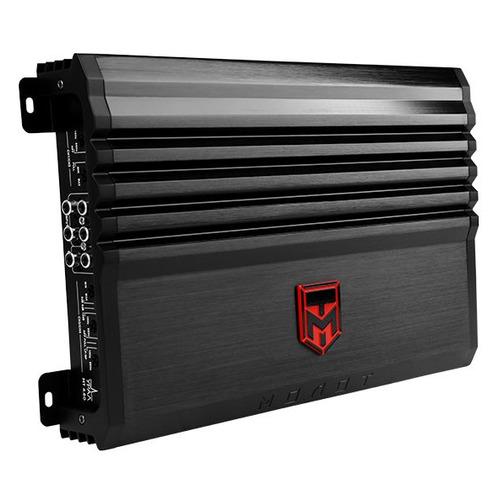 Фото - Усилитель автомобильный URAL МТ 4.60, черный усилитель автомобильный ural pt 8 120 восьмиканальный