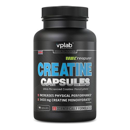 Креатин VPLAB Creapure, капсулы, 90шт [vp70416]