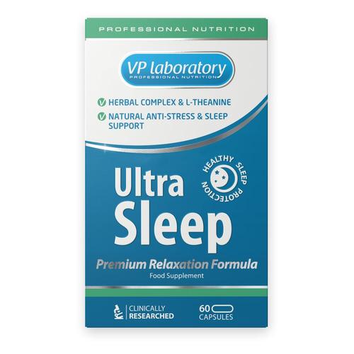 БАД VPLAB Ultra Sleep, капсулы, 60шт [vp57088]