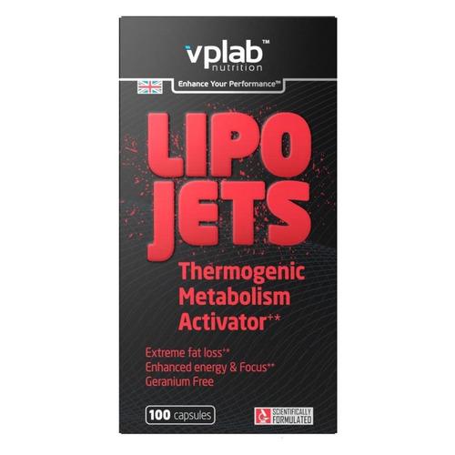 Жиросжигатель VPLAB LipoJets, капсулы, 100шт [vp70735]