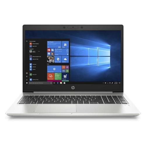"Ноутбук HP ProBook 445 G7, 14"", AMD Ryzen 5 4500U 2.3ГГц, 8ГБ, 256ГБ SSD, AMD Radeon , Windows 10 Professional, 2D272EA, серебристый"