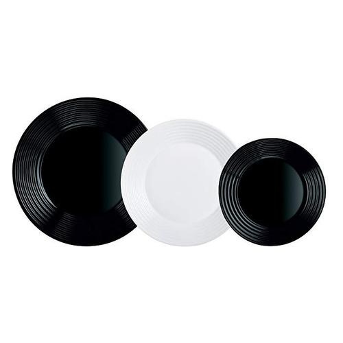 Фото - Сервиз столовый LUMINARC Harena N1518, 18 предметов сервиз столовый luminarc harena 19 предметов 6 персон