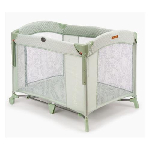 манеж кровать chicco next2me air макс 9кг бежевый от 0 мес до 6 мес 05079620340000 Манеж-кровать Happy Baby Wilson макс.:15кг зеленый (от 0 мес до 3 лет)