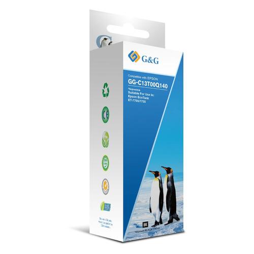 Чернила G&G GG-C13T00Q140, 140мл, черный