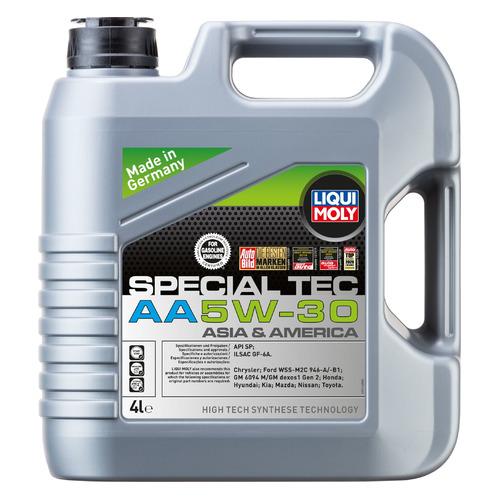 Моторное масло LIQUI MOLY Special Tec AA 5W-30 4л. синтетическое [7516]