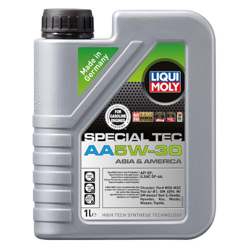 Моторное масло LIQUI MOLY Special Tec AA 5W-30 1л. синтетическое [7515]