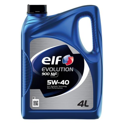 Фото - Моторное масло ELF Evolution 900 NF 5W-40 4л. синтетическое [10150501] масло моторное синтетическое 5w40 elf evolution 900 excellium nf 4 л