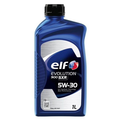 Фото - Моторное масло ELF Evolution 900 SXR 5W-30 1л. синтетическое [10160301] масло моторное синтетическое 5w40 elf evolution 900 excellium nf 4 л
