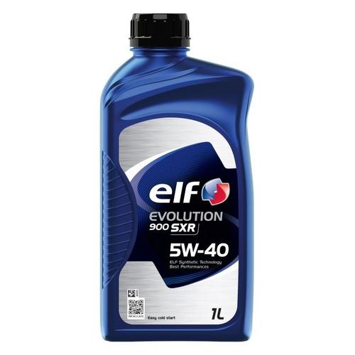Фото - Моторное масло ELF Evolution 900 SXR 5W-40 1л. синтетическое [10170301] масло моторное синтетическое 5w40 elf evolution 900 excellium nf 4 л