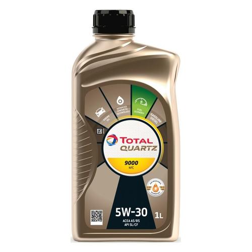 Фото - Моторное масло TOTAL Quartz 9000 Future NFC 5W-30 1л. синтетическое [10230301] моторное масло total quartz 9000 future gf 5 0w 20 1 л
