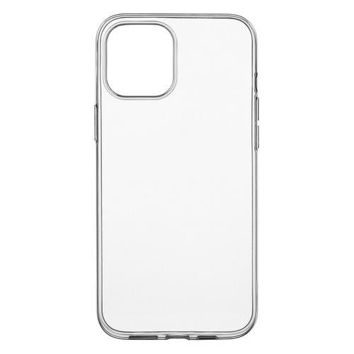 Чехол (клип-кейс) UBEAR Tone Case, для Apple iPhone 12 mini, прозрачный [cs58tt54tn-i20] чехол ubear tone case для apple iphone xs max прозрачный
