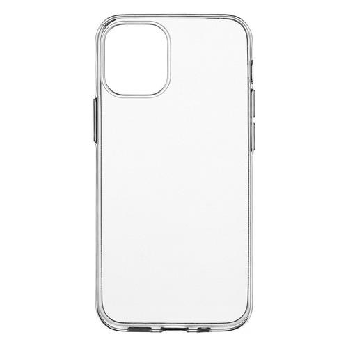 Чехол (клип-кейс) UBEAR Tone Case, для Apple iPhone 12 Pro Max, прозрачный [cs60tt67tn-i20] чехол ubear tone case для apple iphone xs max прозрачный