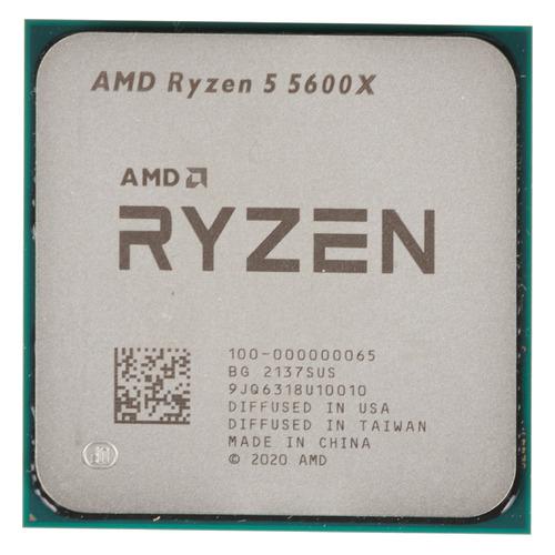 Фото - Процессор AMD Ryzen 5 5600X, SocketAM4, OEM [100-000000065] процессор amd ryzen 5 3600x socketam4 oem [100 000000022]