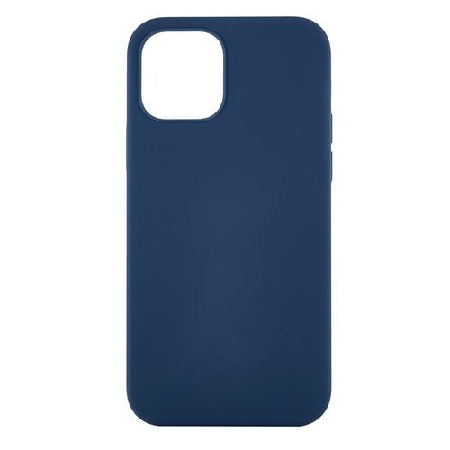 Чехол (клип-кейс) UBEAR Touch Case, для Apple iPhone 12/12 Pro, темно-синий [cs62db61th-i20]