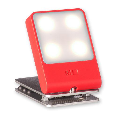 Фонарик для путешествий Moleskine Journey Travel светодиодный красный