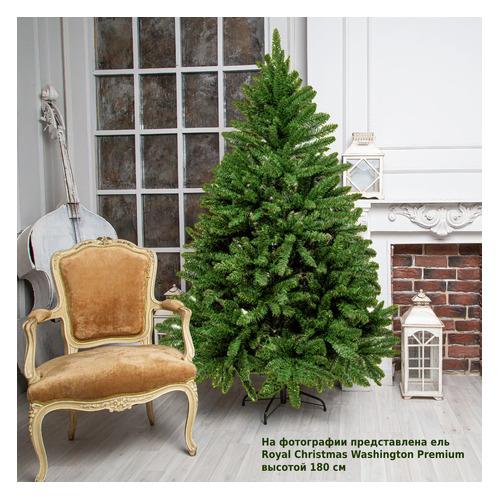 ель royal christmas washington premium led 180cm Ель искусственная Royal Christmas Washington Premium Hinged (230150) 150см напольная 638вет. зеленый
