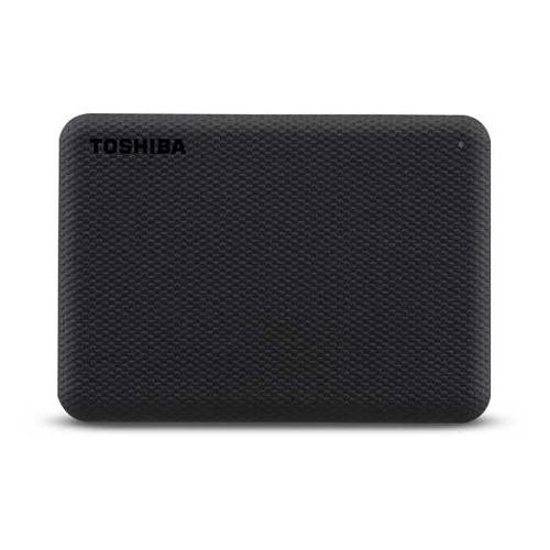 Фото - Внешний жесткий диск TOSHIBA Canvio Advance HDTCA10EK3AA, 1ТБ, черный накопитель на жестком магнитном диске toshiba внешний жесткий диск toshiba hdtc940er3ca canvio advance 4тб 2 5 usb 3 0 красный