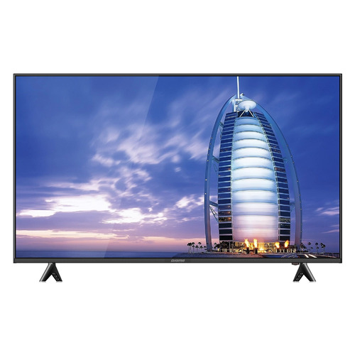 Фото - Телевизор DIGMA DM-LED50UQ33, 50, Ultra HD 4K кабель hama microusb usb type c черный 0 75м 00135713