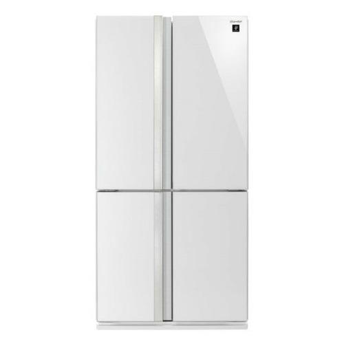 Холодильник SHARP SJ-GX98PWH, трехкамерный, белый
