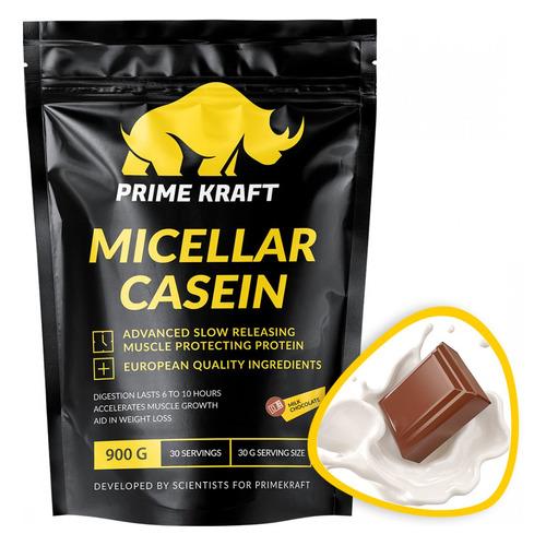 Протеин PRIME KRAFT Micellar Casein, порошок, 900гр, молочный шоколад [яб027883]