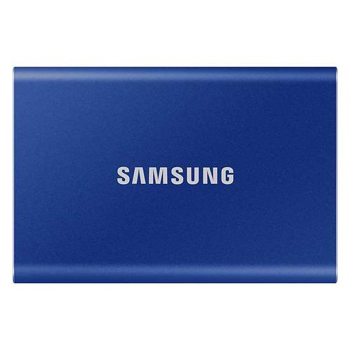 Фото - Внешний диск SSD SAMSUNG T7 MU-PC1T0H/WW, 1ТБ, синий elvan встраиваемый светильник elvan vls 703r 15w ww