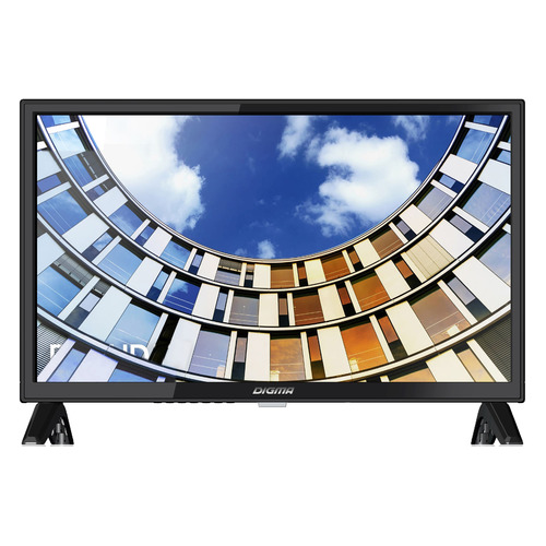 Фото - Телевизор DIGMA DM-LED24MQ14, 24, HD READY телевизор sony kdl32re303br 31 5 hd ready