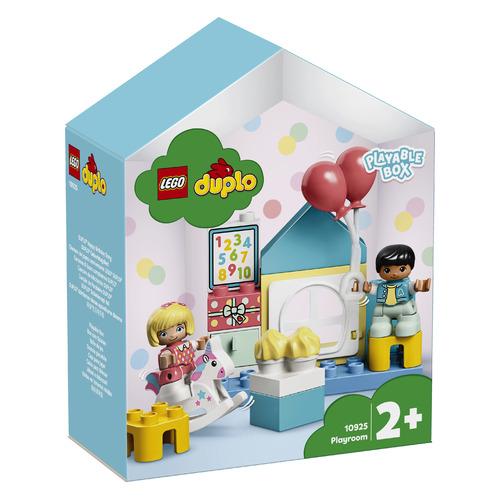 Конструктор LEGO Duplo Игровая комната, 10925 lego duplo 10925 конструктор лего дупло игровая комната