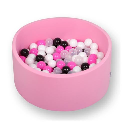 Сухой бассейн Hotenok Розовая пантера Лайт шар.:200шт розовый (SBH214)