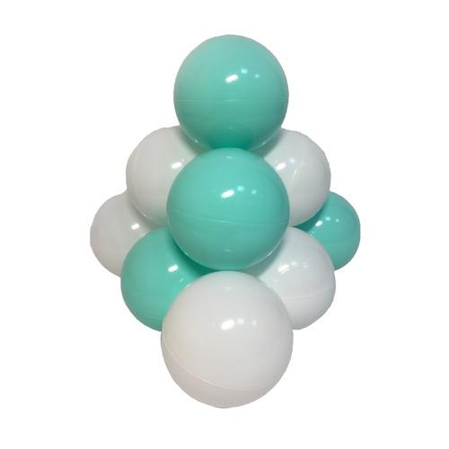 Шарики Hotenok Ментол для бассейна шар.:50шт белый (SBH151)