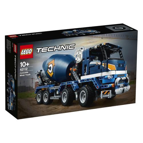 Конструктор LEGO Technic Бетономешалка, 42112