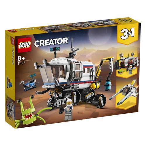 lego creator исследовательский планетоход 31107 Конструктор LEGO Creator Исследовательский планетоход, 31107