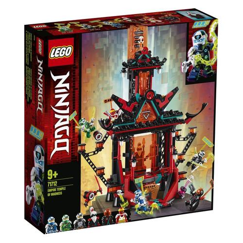 Конструктор LEGO Ninjago Императорский храм Безумия, 71712 lego lego ninjago императорский храм безумия
