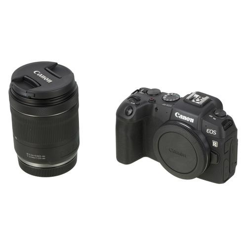 Зеркальный Фотоаппарат Canon EOS RP RF черный 26.2Mpix 24-105 mm F4-7.1 IS STM 3