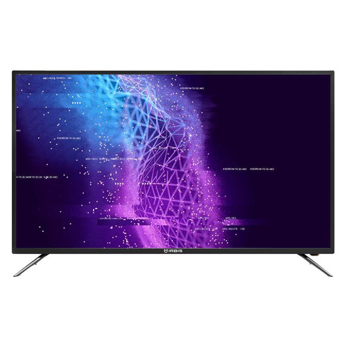 Фото - Телевизор IRBIS 55S01UD317B, 55, Ultra HD 4K irbis 32s31hd307b 32 черный