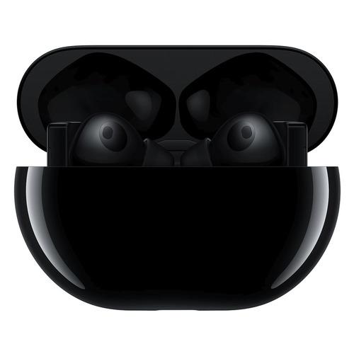 Гарнитура HUAWEI FreeBuds Pro, Bluetooth, вкладыши, черный [55033759]