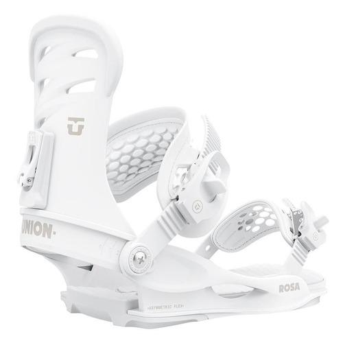 Крепления для сноуборда взрослые UNION Rosa, 2020/2021, M