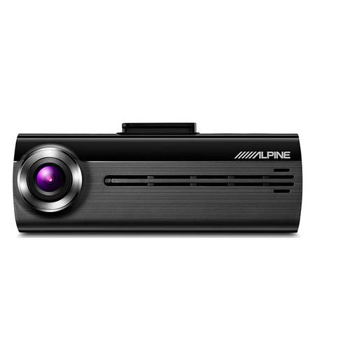 Видеорегистратор ALPINE DVR-F200, черный