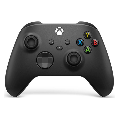 Фото - Геймпад Беспроводной MICROSOFT QAT-00002, Bluetooth, для Xbox Series X/One, черный геймпад microsoft xbox one usb кабель для пк 4n6 00002 черный