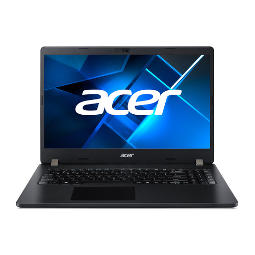 "Ноутбук ACER TravelMate P2 TMP214-53-5510, 14"", IPS, Intel Core i5 1135G7 2.4ГГц, 8ГБ, 256ГБ SSD, Intel Iris Xe graphics , Eshell, NX.VPKER.005, черный"