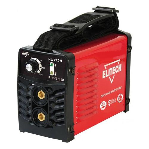 Сварочный аппарат инвертор ELITECH ИС 220Н [184707] сварочный инвертор elitech аис 200prof