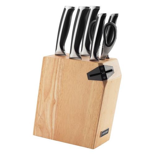 Фото - Набор кухонных ножей NADOBA 722616 Ursa набор из 5 кухонных ножей nadoba keiko