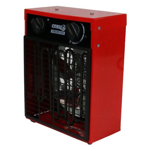 Тепловентилятор СПЕЦ СПЕЦ-НР-3.001, 3000Вт, красный, черный