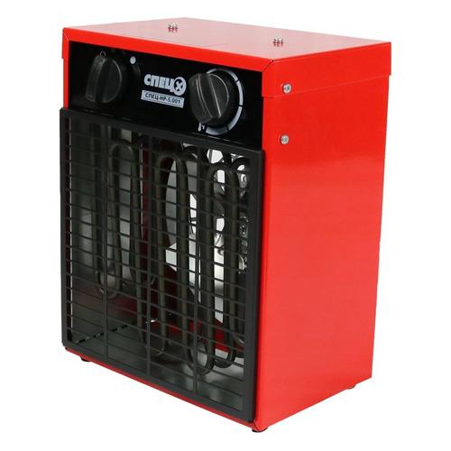 Тепловентилятор СПЕЦ СПЕЦ-HP-5.001, 4500Вт, красный, черный