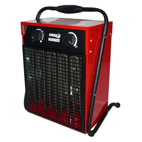 Тепловентилятор СПЕЦ СПЕЦ-HP-9.000, 9000Вт, красный, черный
