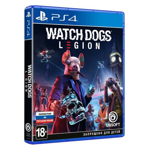 Игра PLAYSTATION Watch_Dogs: Legion, русская версия, для PlayStation 4/5 недорого