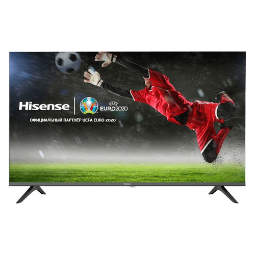 Фото - Телевизор HISENSE 32AE5500F, 32, HD READY harper 32r470t hd ready 1366 x 768 наличие цифрового тюнера t2 s2 габариты упаковки шгв 770x122x503 объем м3 0 053 вес кг 4 92