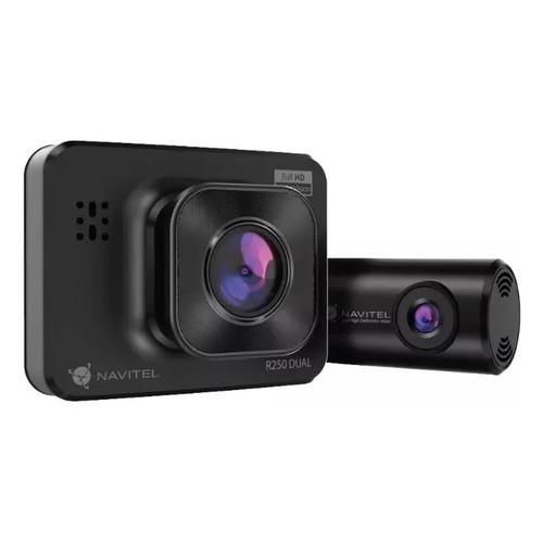 Видеорегистратор NAVITEL R250 DUAL DVR, черный