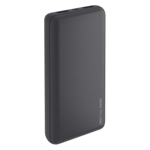 Внешний аккумулятор (Power Bank) Deppa NRG Power, 20000мAч, серый [33551]